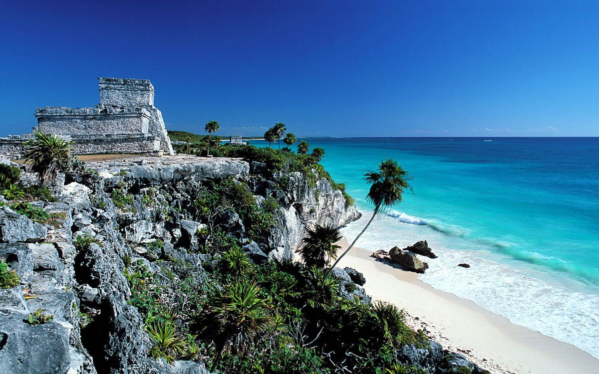 Get Tulum-ed in magic Maya land